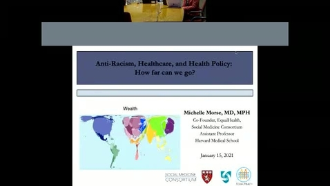 Thumbnail for entry Anti-Racist Health Policy:  Remedy, Poison, or Both?
