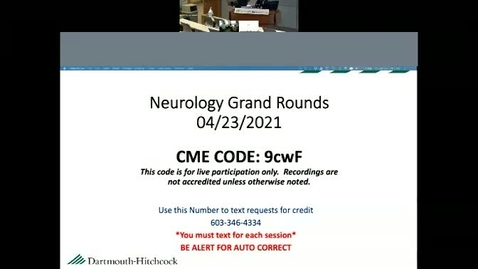 Thumbnail for entry Goal-Aligned Care in the Neuro ICU: A Social Work Driven Protocol