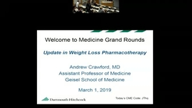 Thumbnail for entry Update in Weight Loss Pharmacotherapy