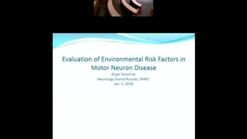 Thumbnail for entry Evaluation of Environmental Risk Factors in Motor Neuron Disease