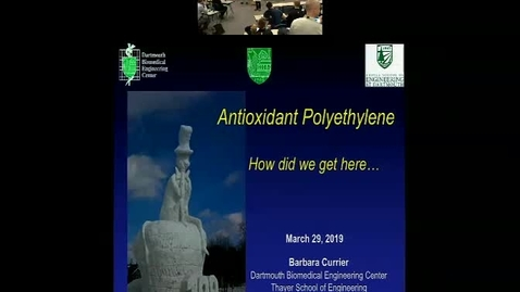 Thumbnail for entry Antioxidant Polyethylene - How did we get here and how are we doing