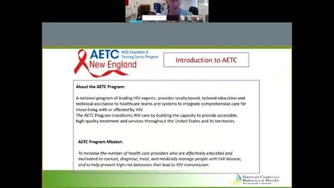 Thumbnail for entry  Methamphetamine 2021:  Focus on HIV