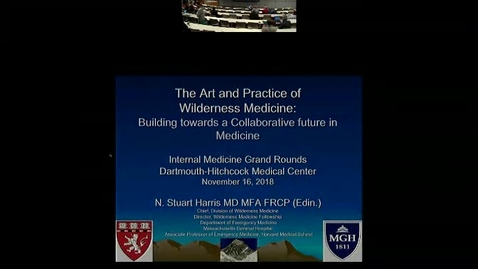 The Art and Practice of Wilderness Medicine: Building Towards a Collaborative Future in Medicine
