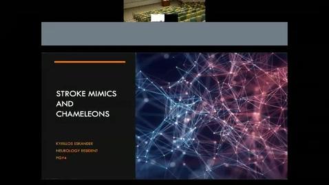 Thumbnail for entry Stroke Mimics and Chameleons