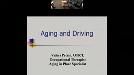 Thumbnail for entry Aging and Driving