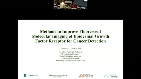 Thumbnail for entry Methods to Improve Fluorescent Molecular Imaging of Epidermal Growth Factor Receptor for Cancer Detection