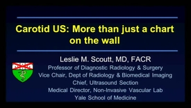 Thumbnail for entry Carotid US: More Than Just A Chart On The Wall