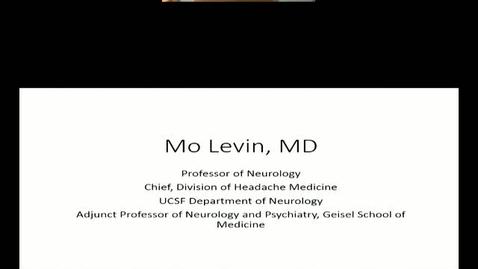 Thumbnail for entry Migraine-Related Vertigo – the new spin