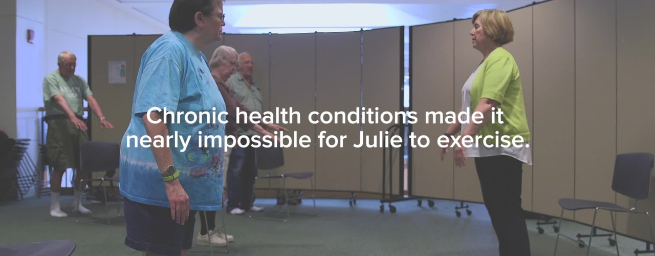Julie's Wellness Journey
