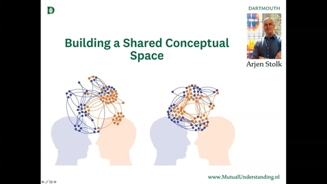 Thumbnail for entry Building a Shared Conceptual Space