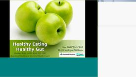 Thumbnail for entry Healthy Eating Healthy Gut
