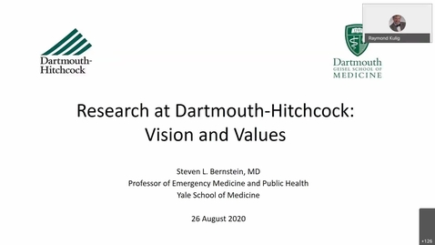 Thumbnail for entry Vision and Value Grand Rounds