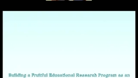 Thumbnail for entry Implementing a Traininig Program in Research Methodology into a Surgical Training Program