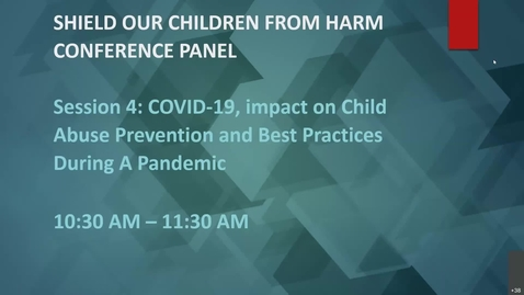 Thumbnail for entry COVID-19, impact on Child Abuse Prevention and Best Practices During A Pandemic