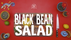 Thumbnail for entry Black Bean Salad