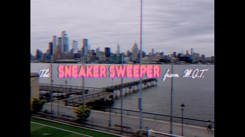 Thumbnail for entry Sneaker Sweeper