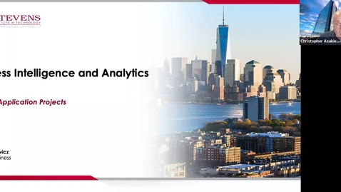Thumbnail for entry Professional Development- Supply Chain Analytics