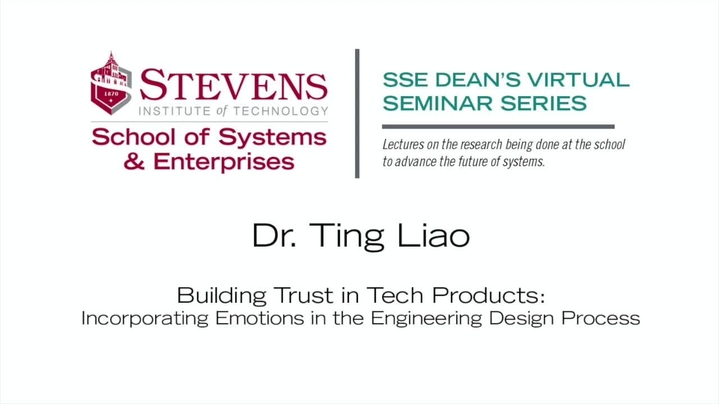 Thumbnail for channel School of Systems & Enterprises