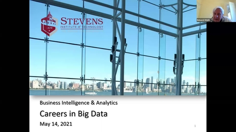 Thumbnail for entry Careers in Business/Data Analytics