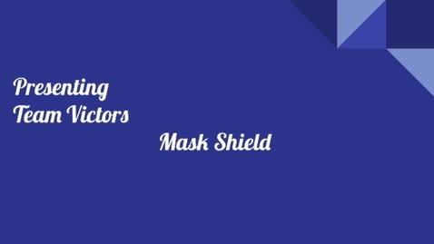 Thumbnail for entry Mask Shield
