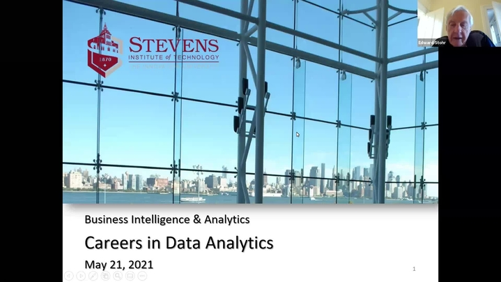 Thumbnail for channel Business Intelligence & Analytics
