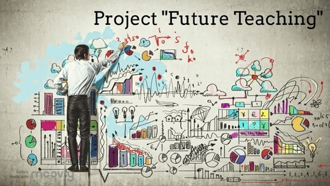 Voorstelling project Future Teaching