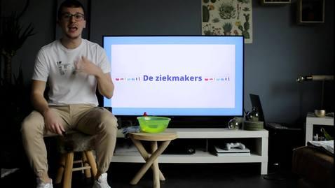 Thumbnail for entry Les 2 - Ziekmakers - Yannick Duelen