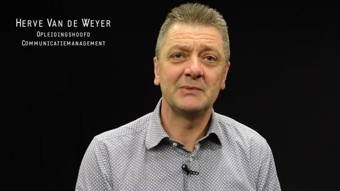 Thumbnail for entry X-factor Van de Weyer