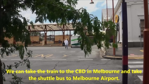 Ballarat Residences Tour: Ballarat Train Station