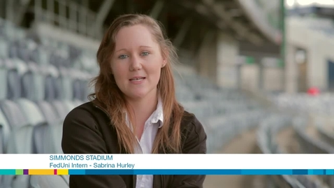 Thumbnail for entry Sabrina Hurley - Bachelor of Sport Management-Bachelor of Business
