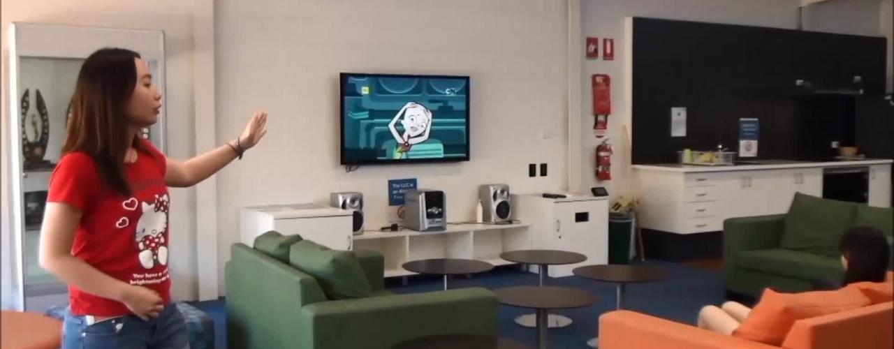 Ballarat Residences Tour: Living Learning Centre (LLC), Mt Helen