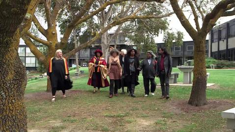 Thumbnail for entry Aboriginal Education Centre Gippsland Graduation with Family