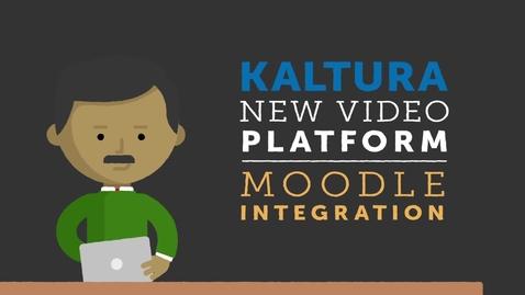 Thumbnail for entry Kaltura Video Platform for Academic Staff