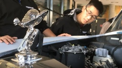 Thumbnail for entry Wuyi College and ChangAn Auto students graduate from FedUni 2019