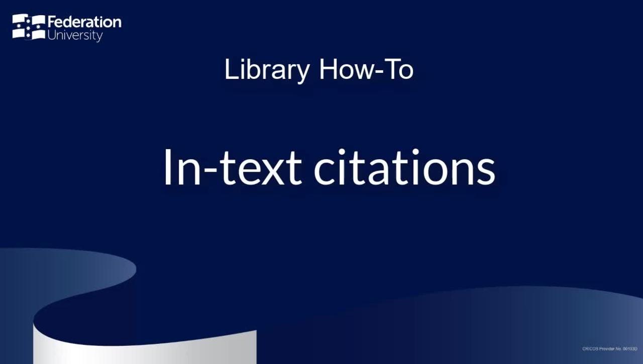 2020 FedCite and intext citations