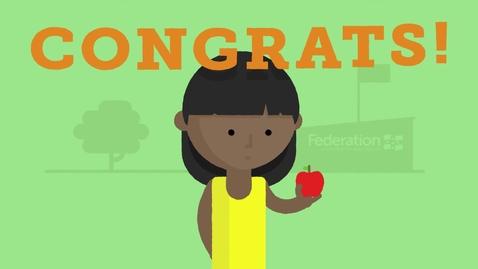 Thumbnail for entry FedUni_Teaching_SchoolLeavers_Animation_70ATAR_Sept2018