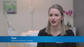 Thumbnail for entry Beauty Therapy Testimonial