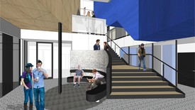 Thumbnail for entry Picture 9 - View 1 Level 7 Entry foyer