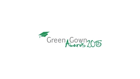 Thumbnail for entry Green Gown Awards 2015