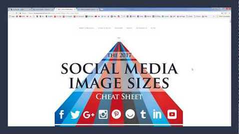 Thumbnail for entry Social Media | Hootsuite - Posting to multiple channels