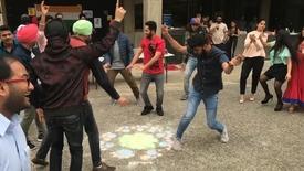 Thumbnail for entry Diwali dancing at FedUni