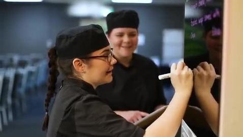 Thumbnail for entry FedUni TAFE | Alyssa Heard – Victorian Apprentice of the Year