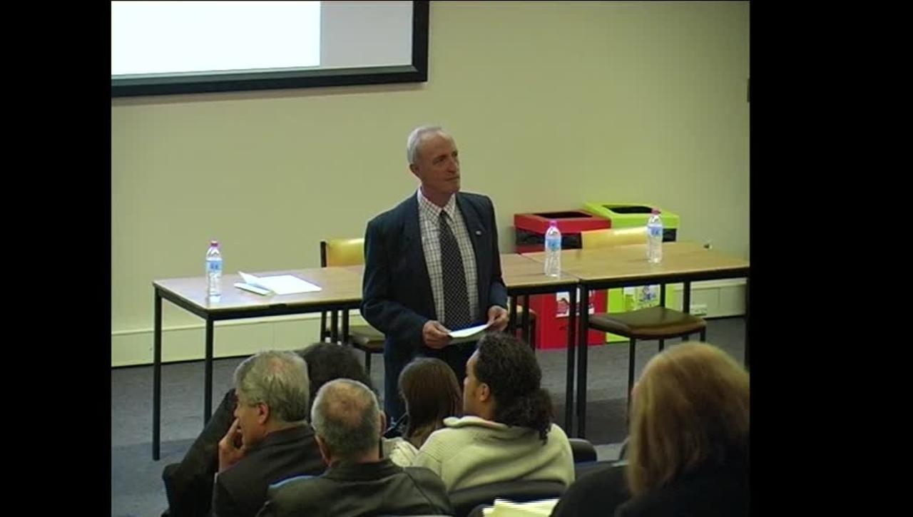 Alexander Rubinov Memorial Lecture: Prof Manfred Lenzen