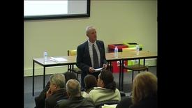 Thumbnail for entry Alexander Rubinov Memorial Lecture: Prof Manfred Lenzen