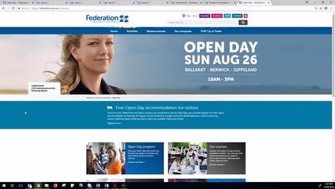 SoSEIT Open Day - 2018 Aug 19 03:11:56