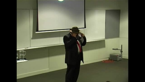 "Thumbnail for entry Alex Rubinov Memorial Oration 2011 - ""The art, science and joy of (mathematical) decision making"" - Professor Moshe Sniedovich"