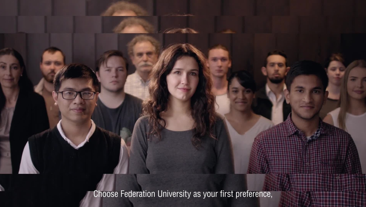 Federation University Change of Preference 2019