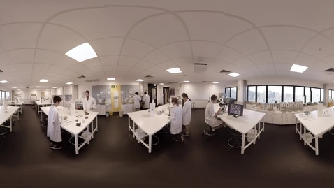 Thumbnail for entry Virtual Tour - Science & Engineering