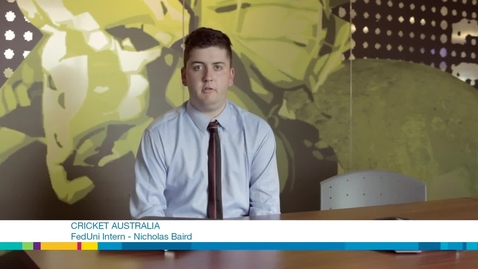 Thumbnail for entry Nicholas Baird - Bachelor of Sport Management-Bachelor of Business