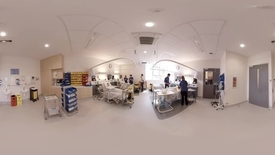 Thumbnail for entry Virtual Tour - Nursing